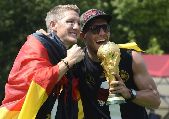 Podolski stopt als Duits international