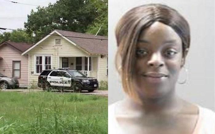 Moeder doodt twee kinderen en verstopt hen onder huis buren