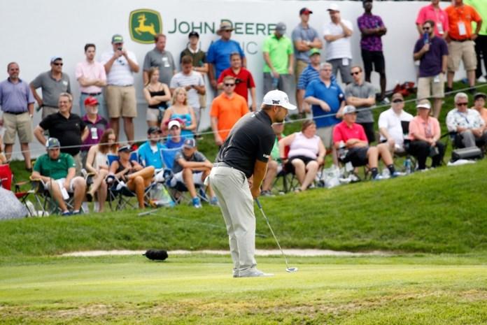Ryan Moore zegeviert in John Deere Classic golf