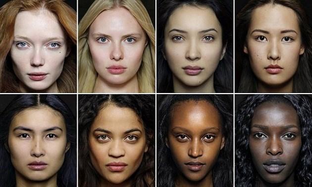 Fotografe legt diverse schoonheid van vrouwen wereldwijd vast