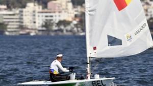 Zeilster Evi Van Acker grijpt naast medaille