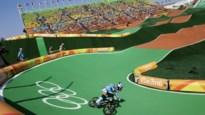 Elke Vanhoof met zesde tijd naar halve finales olympisch BMX