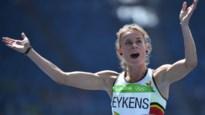 Renée Eykens plaatst zich met persoonlijk record voor halve finales van 800m