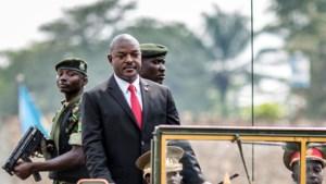 "President Burundi boos: ""België wil rebellen helpen"""