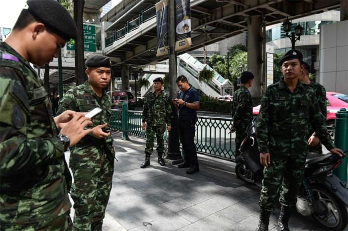 Thais leger houdt 15 verdachten van aanslagen vast