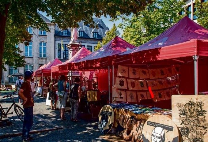 Programma Vrijdagmarkt