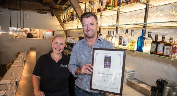 Vernieuwd restaurant Pazzo krijgt internationale wijnprijs