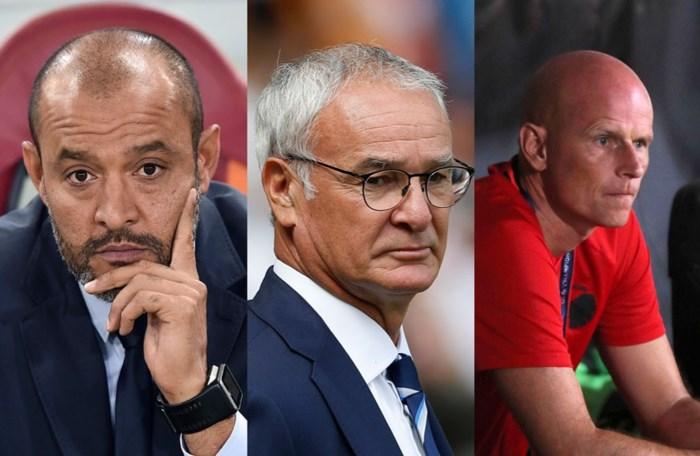 """Ranieri verrast: """"We zijn de outsider in poule met Club Brugge"""""""