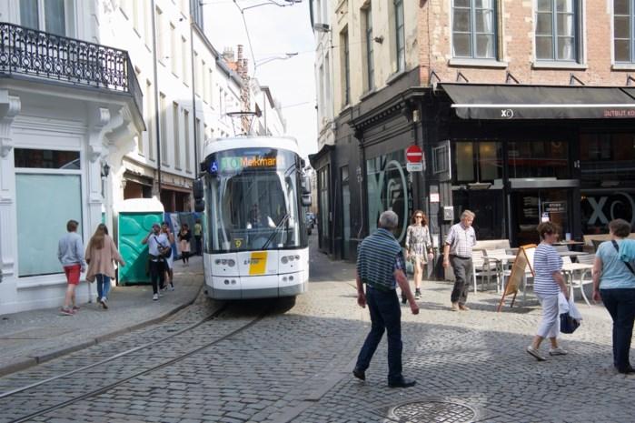 Tram 12 en 24 rijden binnenkort tot Melkmarkt