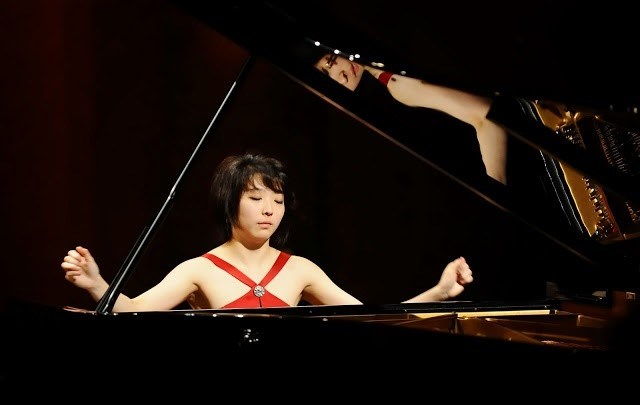 Amerikaans pianotalent trakteert op muzikale reis