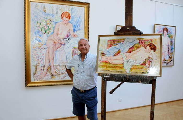 Museum toont naaktwerk van Lierse kunstschilder