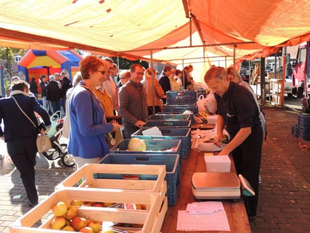 Boerenmarkt in Loenhout