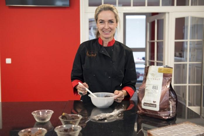 Iedereen chocolatier in nieuw atelier in Sint-Andries
