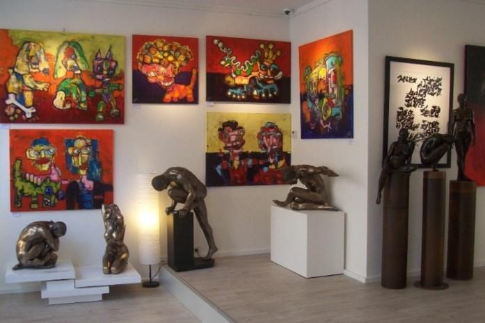 Opendeurdagen Mara lokken kunstenaars uit heel Europa