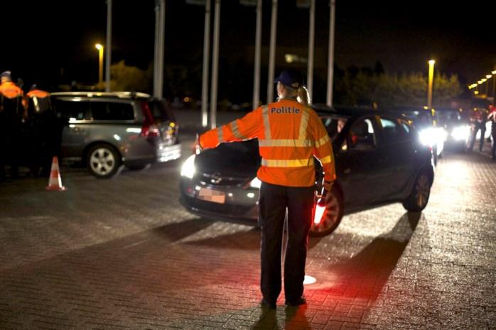 Alchoholcontroles: 10,4% van chauffeurs betrapt
