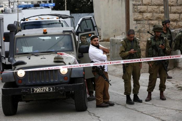 Israëlische soldaat neergestoken op Westelijke Jordaanoever