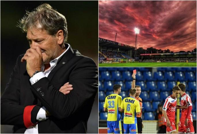Nieuwe coach Jacky Mathijssen kan niet winnen tegen voorlaatste: 1 op 21 voor Westerlo