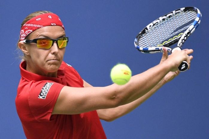 Kirsten Flipkens treft Tsjechische in eerste ronde WTA Seoel