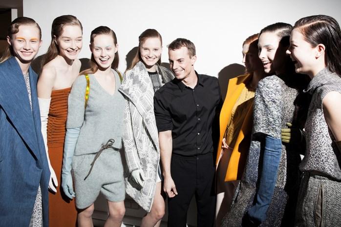 Christian Wijnants zoekt modellen voor catwalkshow