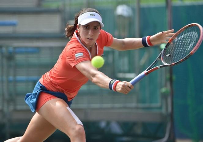 Christina McHale vervoegt Siniakova in finale Tokio