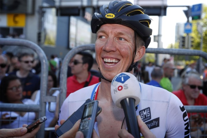 Sep Vanmarcke geeft forfait voor Eneco Tour