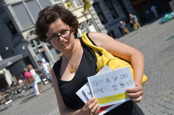 Nadia De Ley (47) maakt derde deel van boekenreeks Lijstjes des Levens