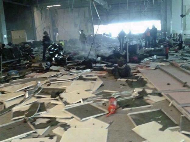 Verdachte aanslagen Brussel één maand langer aangehouden