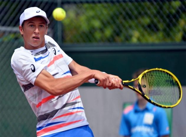 Kimmer Coppejans strandt in kwartfinales in Challenger Izmir