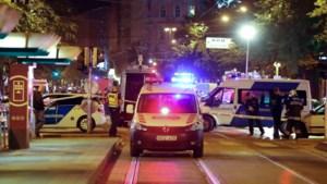 Twee agenten zijn er ernstig aan toe na aanslag in Boedapest