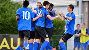Jonkies van Club Brugge pakken punt in Kopenhagen