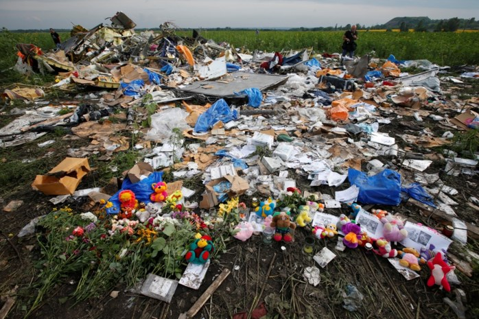 Raket die vlucht MH17 neerhaalde kwam uit Rusland