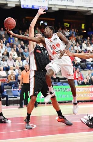2 op 2 voor Port of Antwerp Giants in EuroMillions Basketball League
