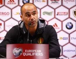 Bondscoach Martinez laat hints vallen over basiself Rode Duivels tegen Bosnië