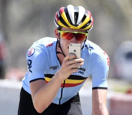 """Nathan Van Hooydonck mikt op goed resultaat: """"Top tien zou schitterend zijn"""""""