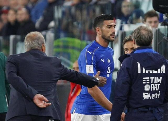 """Italiaanse bondscoach zet spits zonder pardon uit selectie na """"onrespectvol gedrag"""""""