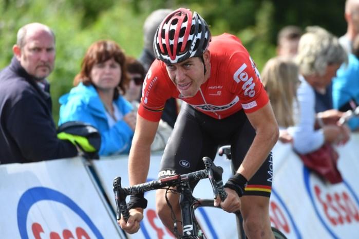 """Wallays wil zich opnieuw tonen in Parijs-Tours: """"Ik hoop dat er veel wind staat"""""""