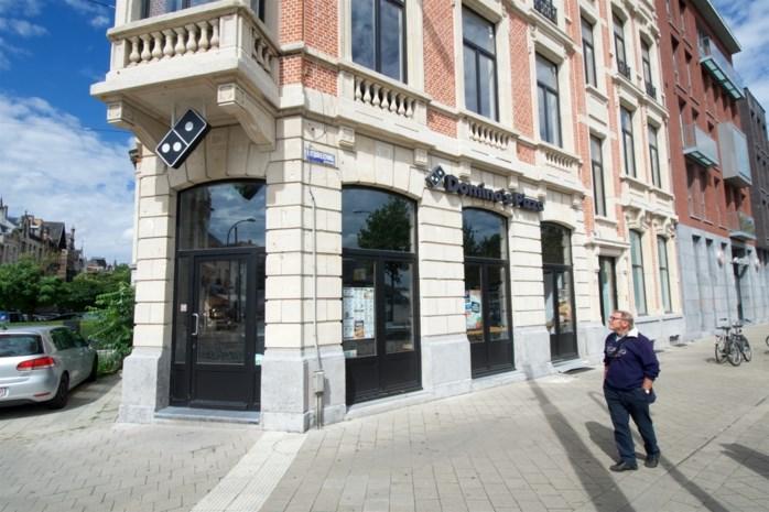 Domino's Pizza is terug in Antwerpen