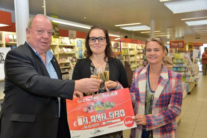 Antwerpse vrouw (45) wordt miljonair dankzij Lottowinst