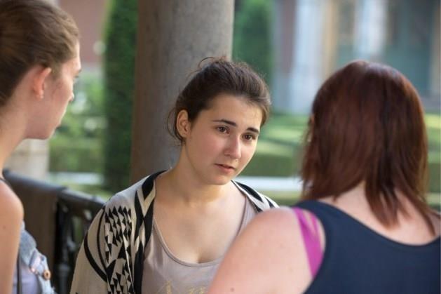 16-jarige Djellza kan misschien toch in België blijven