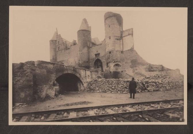 IN BEELD. Unieke beelden van het verloren Antwerpen