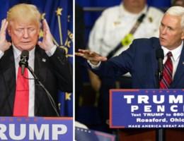 """Achterban snoeihard voor Trump: """"Onverdedigbare uitspraken"""""""