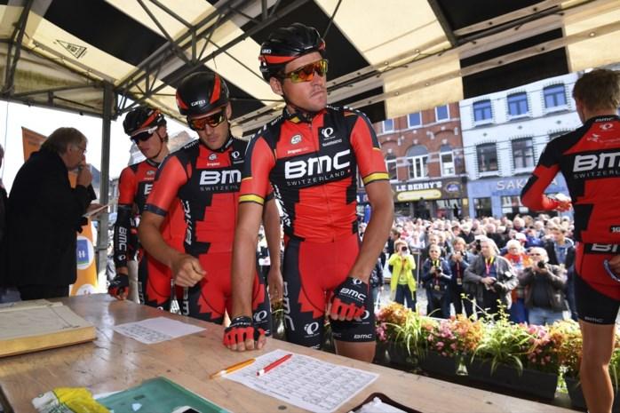 Greg Van Avermaet krijgt nieuwe co-sponsor bij BMC