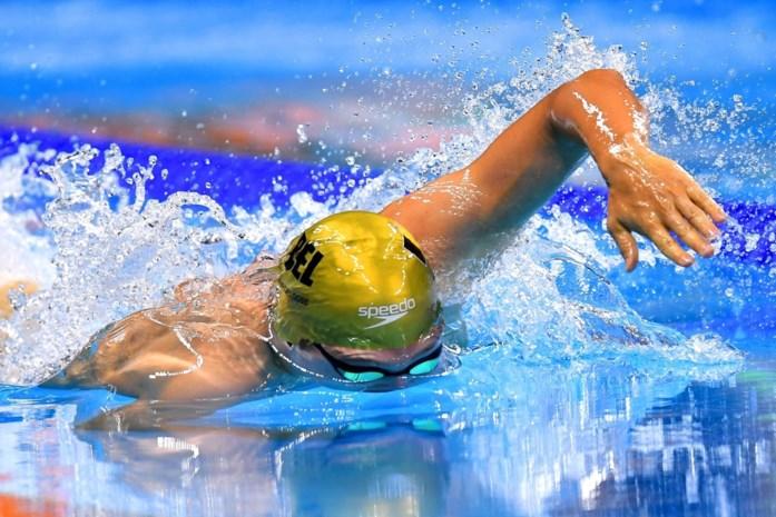 Pieter Timmers blijft sterk presteren op wereldbeker zwemmen in Doha