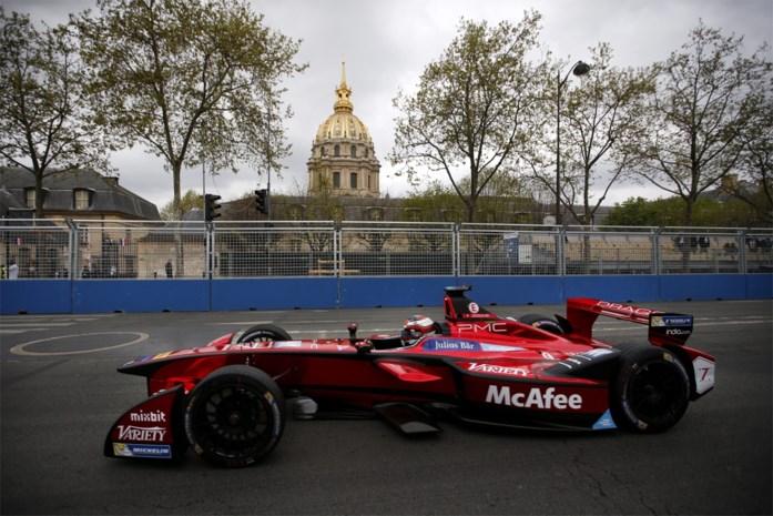 Formule E-seizoen begint zondag in Hongkong, GP van Brussel op 1 juli 2017