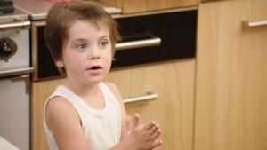 Georges Meus verrast papa in 'Dagelijkse kost'