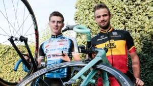 """Sporters van morgen - Victor Campenaerts: """"Viktor traint moeiteloos met mij"""""""