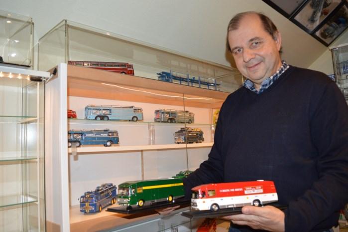 """""""Verzamelaars betalen tussen de 5 en 750 euro voor miniatuurauto"""""""