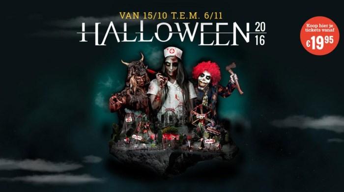 Win gratis tickets voor Halloween in Bobbejaanland