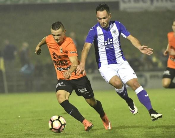 """Youssef Boulaouali kroont zich enige doelpunt van de wedstrijd tot matchwinnaar: """"Nederlaag van vorig weekend rechtgezet"""""""