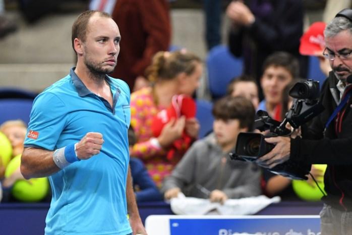 Darcis stoot door naar kwartfinales op Challenger Eckental